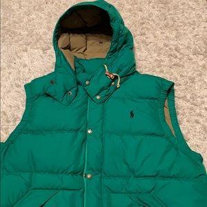 Polo Ralph Lauren men's quilted Elmwood vest